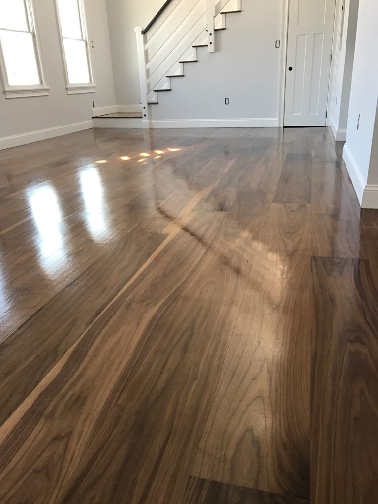 Custom Engineered Hardwood Flooring E D Bessey Lumber