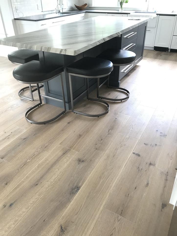 Custom Engineered Hardwood Flooring Ed Bessey Lumber Products