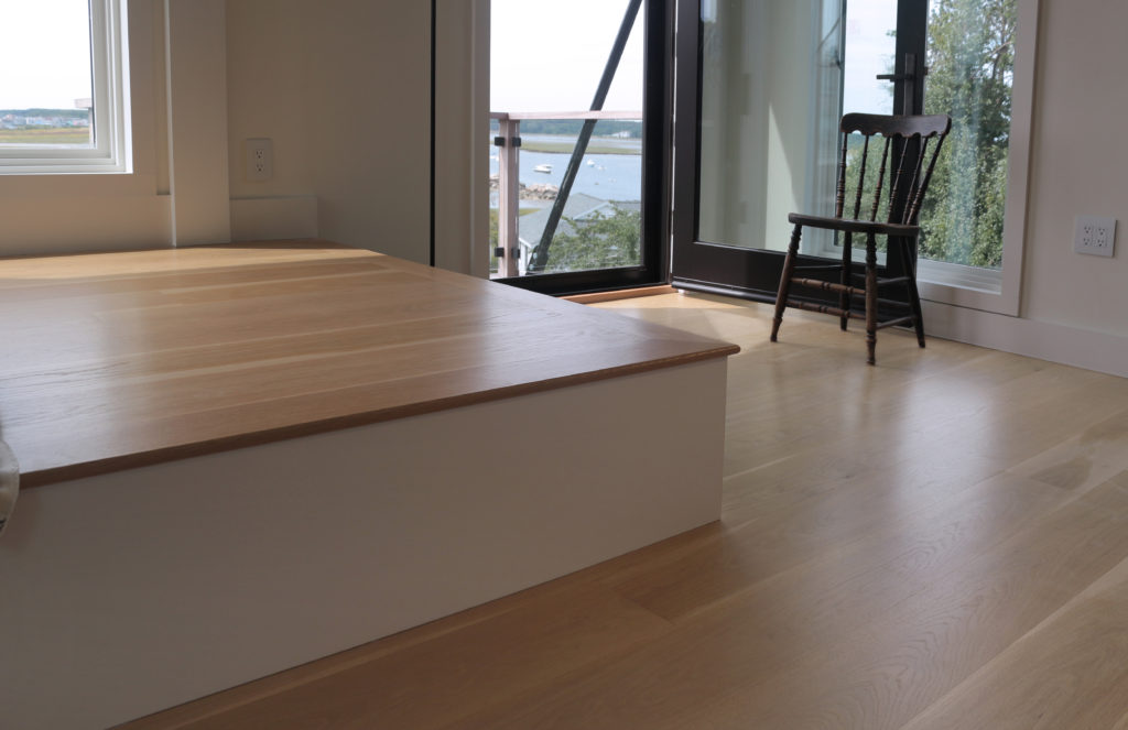 Custom Engineered Hardwood Flooring E D Bessey Lumber